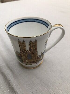 Queens 25th Wedding Anniversary Mug • 1.50£