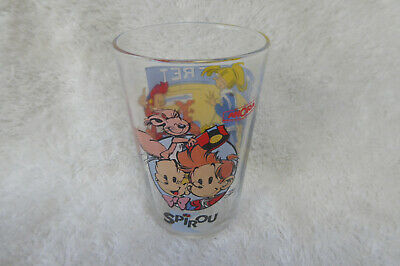Spirou Glass Amora Mustard In Very Good Condtion • 7.99£