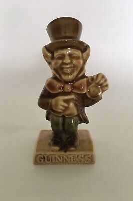 Wade Whimsie Guinness Mad Hatter Figure - 3.5 Inches - Great Condition • 20£