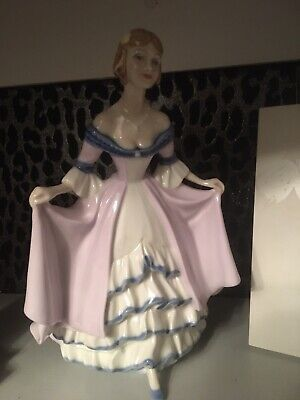 Royal Doulton Figure - Encore - Reflections Series - HN2751 - Made In England. • 12£