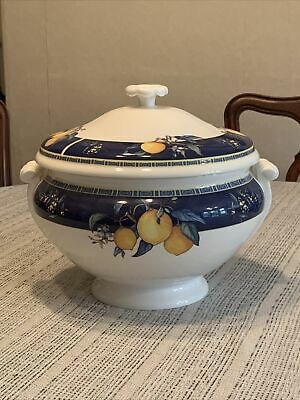 Wedgwood Citrons Soup Tureen And Lid • 99£