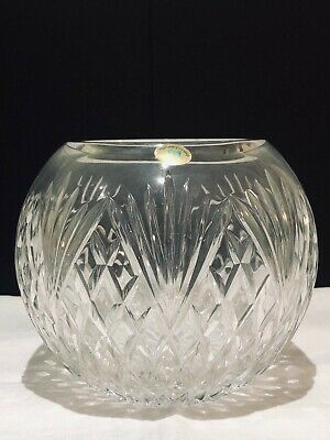 Tyrone Crystal Bowl-new In Box • 25£
