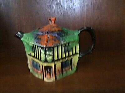 Vintage Royal Winton Grimwades  Teapot -The Old Swan • 25£