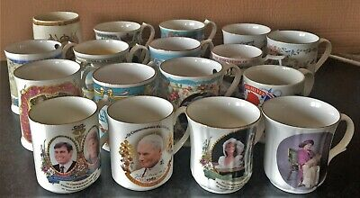Commemorative Mugs (DISCOUNT  Of Up To 33%) • 5£