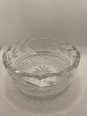 Galway Crystal Glass Bowl  • 6.99£
