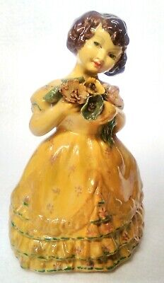 Early WADE Cellulose - Girl With Flowers • 25£