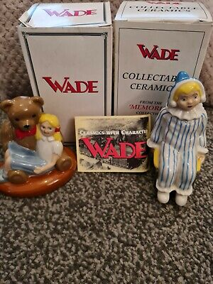 Wade Andy Pandy & Looby Lou Figures. Both Boxed And Unused • 30£