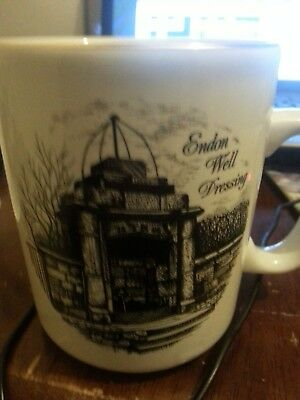 Endon Well Dressing Commemorative Cup. • 12£