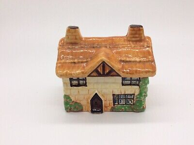 Vintage Beswick Cottage Ware - Lidded Jam Pot - Perfect Condition - No 244 • 14.50£