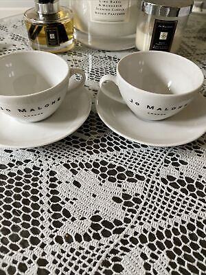Jo Malone Cups And Saucers • 12£