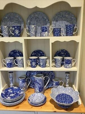 Spode Penny Lane Dinner Service  Mixed • 50£
