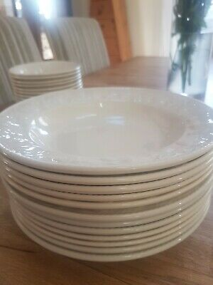 Bhs Lincoln 12 Soup Bowls • 15£