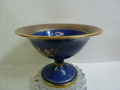 Antique/Vintage W R Carlton Ware Mikado Footed Fruit Dish/Tazza • 14.99£