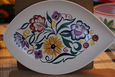 Poole Pottery Platter • 15£