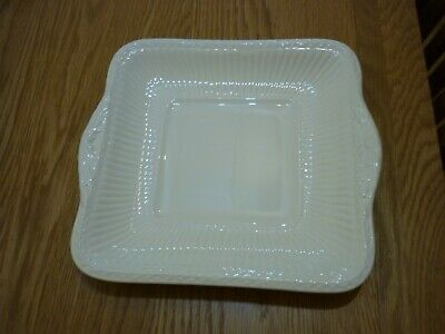 wedgwood Queensware  Edme  Square Plate • 14.99£