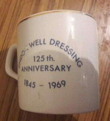 Cup.Mug.Endon Well Dressing 1845-1969.Investiture,.A. • 15£