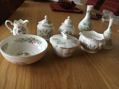 Ansley China Wild Tudor Collection • 2.20£
