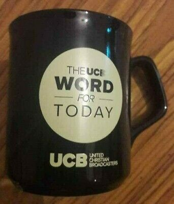 Cup.Mug.United Christian.Broadcasters..A. • 15£