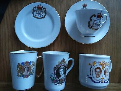 Assortment Of Royal Cups And Mugs  • 5£
