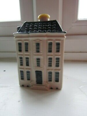 KLM Bols Blue Delft House No 93 2012 Amsterdam Collectable • 15£