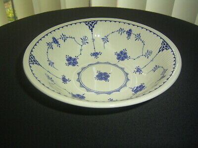 Furnivals Masons Johnson Brothers Blue Denmark Cereal / Soup Bowl  • 7.50£