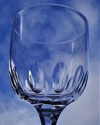FINE QUALITY LARGE VICTORIAN GLASS RUMMER - 17 Cm's X 9.2 Cm's - APPLIED FOOT • 29.99£