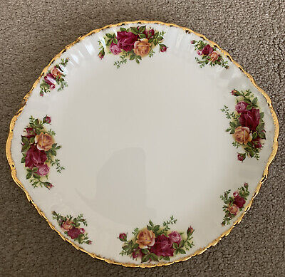 Royal Albert Old Country Roses Bread Butter/sandwich Plate • 19.99£