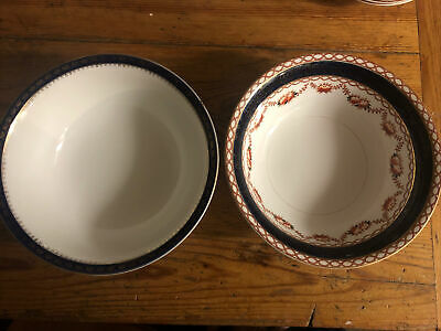 Alfred Meakin Bowls • 4£