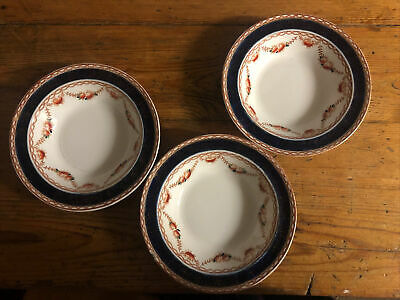 Alfred Meakin Bowls • 3£