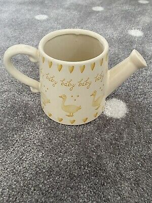 Ceramic / Decorative 'Baby' Watering Can • 11.70£