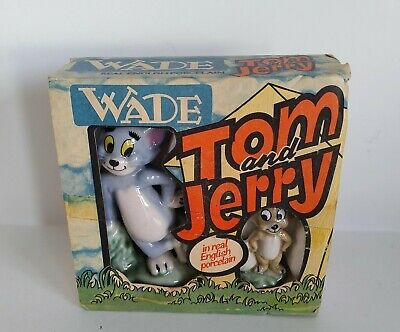 Wade Tom And Jerry Boxed Figures • 35£