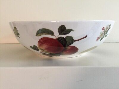 Royal Horticultural Society Queens Hookers Fruit Bowl New Good Condition • 10£