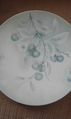 Antique Villeroy And Boch Wallfreangen Collectable Cherry Tree Hang Decor Plate • 20£