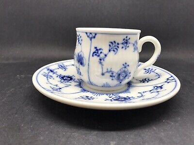 "Royal Copenhagen ""Danish Food Centre"" Cup And Saucer (Y2 34) • 14.50£"