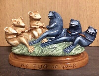 ROYAL DOULTON TUG OF WAR. GEORGE TINWORTH TRIBUTE. Exceptional Price.. • 139.95£