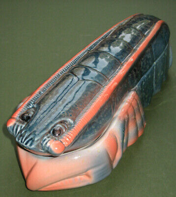 Lobster Pate Pottery Dish • 12.50£