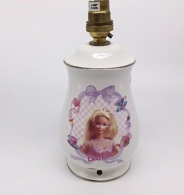 """Aynsley - Barbie Doll - Table Lamp 7"""" No Electrical Fittings • 14.50£"""
