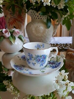 Antique Hammersley & Co Coffee Cup And Saucer • 34.99£