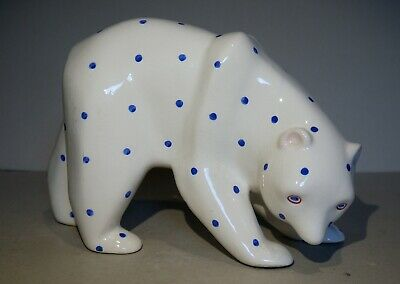 Plichta - Large Spotty Polar Bear • 55£