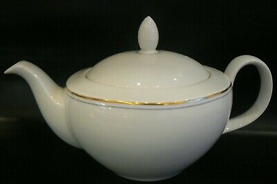 Vintage St Michael Lumiere China Oval Teapot 2605 - 2 Pints • 8£