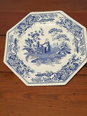 Spode Girl At Well Blue Room Collection  • 14.99£