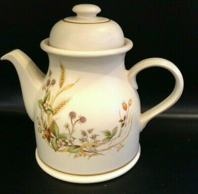 MARKS & SPENCER St Michael Harvest Large Teapot • 8£