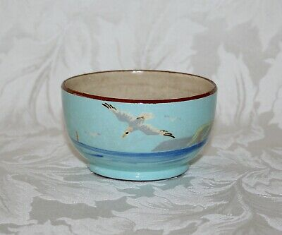 Lovely Art Deco Watcombe Pottery Torquay Seagull Ware Small Bowl • 12.99£