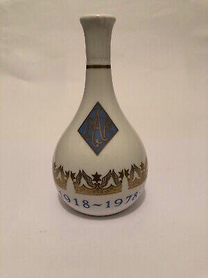 60th Anniversary Of The RAF - Bud Case Royal Chelsea Porcelain • 8£