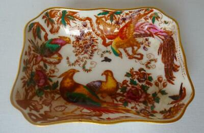 Royal Crown Derby Bone China Olde Avesbury Pin Dish Patt A.73 XXX111 C1970 • 3.99£