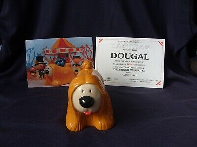 Wade Dougal From The Magic Roundabout Camtrak Ltd Edition Childhood Favourites • 30£