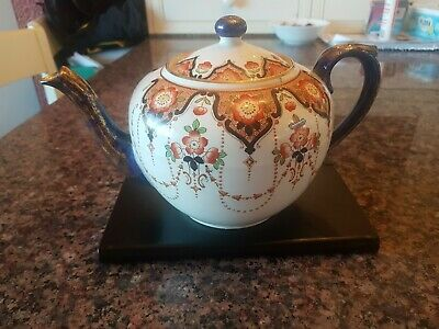 Gibson And Sons Large Antique Teapot Capacity 3 Pints  • 45£