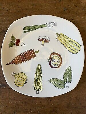 Midwinter 10  Dinner Plate SALADWARE By Terence Conran 1955 • 14.99£