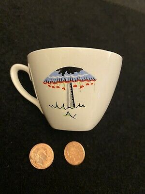 Midwinter Toad Stool Cup And Saucer  • 11.50£