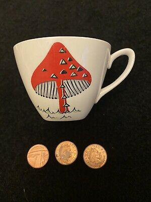 Midwinter Toad Stool Cup And Saucer  • 10.50£